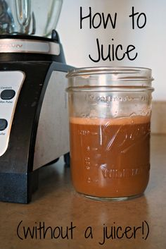 http://www.home2kitchen.com/category/Juicer/ How to Juice without a Juicer