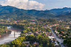 Luang Prabang, a cidade mais charmosa do sudeste asiático
