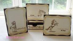 inkadinkado horse stamps - Google Search