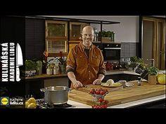 Hrnečkové knedlíky - Roman Paulus - Kulinářská Akademie Lidlu - YouTube Russian Recipes, Roman, Polish, Youtube, Style, Swag, Vitreous Enamel, Youtubers, Nail