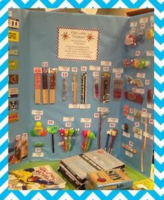 The Book Fair has arrived and with a bit of effort, it has been set up and is ready for the first shoppers. I was very lucky to have go...