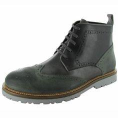 Look at this!  Steve Madden Mens Lamberr Boot