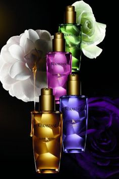 Kerastase Elixir Ultime, for any hair type. Fine, Color Treated, Damaged and Normal! http://dinaalon.com