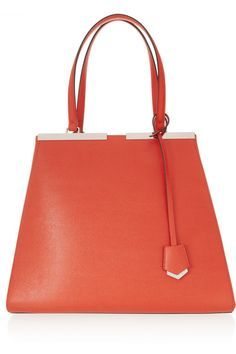 Fendi 3Jours medium textured-leather shopper - Impeccably crafted from  durable textured-leather, 9c5794a6ea4f