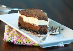 Triple Chocolate Decadence Cheesecake