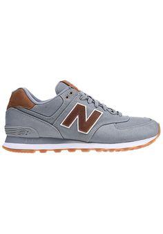 NEW BALANCE ML574 D - Sneaker für Herren - Grau - Planet Sports