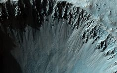 Fresh+Crater+North+of+Coprates+Chasma+by+HiRise.jpg (1600×1000)