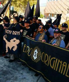 2.19.17 - LAFC supporters and potential academy players attend the ...
