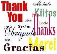 Agradecer!