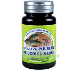 Scoica Verde 30cps Coconut Oil, Jar, Natural, Health, Food, Health Care, Essen, Meals, Nature