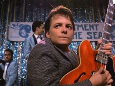 best 80s movies - Back to the future