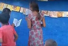 A 9-Year-Old Girl Is Running A Library For Underprivileged Children Who Can'tRead