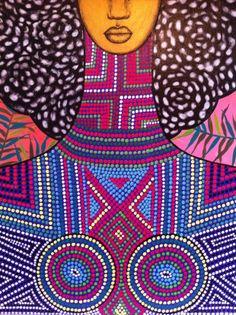Michelle Robinson detail