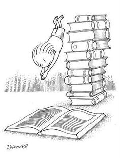 Diving into a Good Book