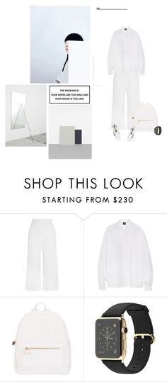 """Untitled #1729"" by p3rfume ❤ liked on Polyvore featuring STELLA McCARTNEY, 1205, VFiles, Deux Lux, Classique and adidas Originals"