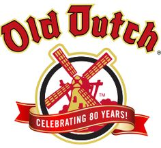 Old Dutch 80th Anniversary Logo