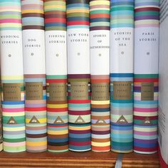 Nothing like an independent #bookshop just look at all those beautiful colours #inspiration #colour #research #interiorstyling #read #relaxingday