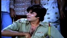 Parvarish (1977) Part II A policeman adopts the son of a bandit. A misunderstanding leads the officer's own biological son to believe he is the bandit's son and he takes up a secret life of crime; meanwhile, the adopted son becomes an officer of the law.   Stars: Shammi Kapoor, Amitabh Bachchan, Vinod Khanna  http://www.imdb.com/title/tt0076527