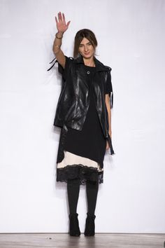Elenny  #VogueRussia #readytowear #rtw #springsummer2018 #Elenny #VogueCollections