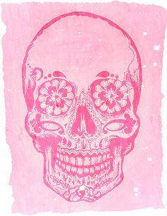 SKULL ART http://cagedcanarynz.blogspot.com/