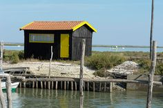 Aquitaine, Beach Huts, Saint Jean, Fishing Villages, Landscape Photography, Decoration, House Styles, Travel, Inspiration