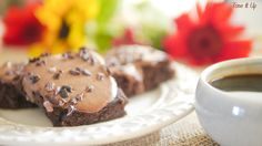 Decadent & Divine Mocha Brownies