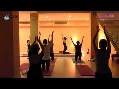 Clase de yoga OnLine 17: Hatha Yoga Avanzado - YouTube