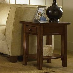 Aspen Home Cross Country Chairside Table