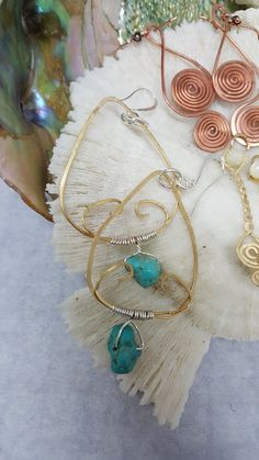 Indian flavour and turquoise Jewelry Making, Turquoise, Indian, Jewellery, Jewelery, Jewellery Making, Jewlery, Indian People, Make Jewelry