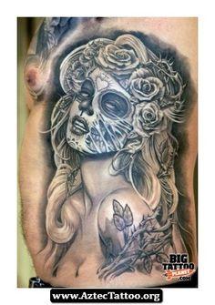 Steve Soto Aztec Tattoos 01 - http://aztectattoo.org/steve-soto-aztec-tattoos-01/