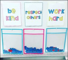 These posters are finally uploaded to my TpT store as a FREEBIE! Im always trying to think of ways to encourage positive behavior! Classroom Expectations, Classroom Management Strategies, Classroom Procedures, Kindergarten Classroom Management, Kindergarten Behavior, Positive Behavior Management, Science Classroom Decorations, Creative Classroom Ideas, Year 3 Classroom Ideas