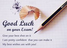 100 Latest Good Luck SMS Text Msgs Messages In English