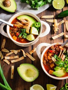 Easy One Pot Game Day Chili - An easy one pot chili that is perfect for fall and…