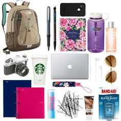 Back to School.       Good one! It also includes Starbucks!!!