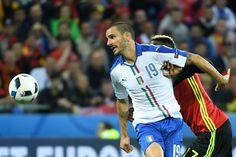 Italia-Belgio, il film della partita #Bonucci