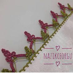 Ayşegül Hanım'ın Şahane Tığ İşi Oya Modelleri Baby Knitting Patterns, Crochet Necklace, Jewelry, Poster, Instagram, Towels, Tricot, Strands, Needle Lace