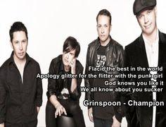 Grinspoon - Champion