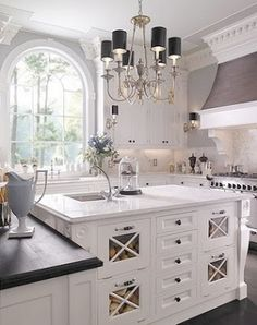 Dream Kitchens by Peachgirl