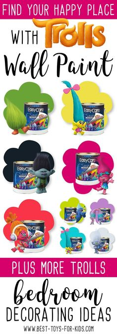 Trolls Bedroom Ideas: DreamWorks Trolls CD Boombox