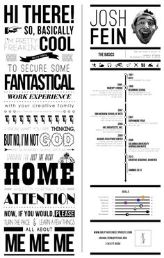 Awesome Resume picture 50 Awesome Resume Designs That Will Bag The Job