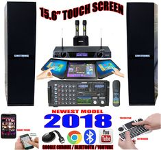 Sing System has been specializing in offering some of the best quality on time. The items are tough for you to ignore as available in so many variations. Professional Karaoke System, Karaoke Player, New Model, Arcade Games, Singing