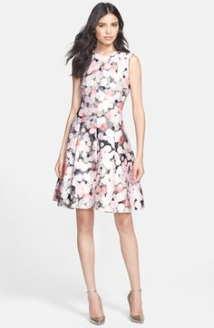 kate spade new york 'emma' fit & flare dress available at #Nordstrom