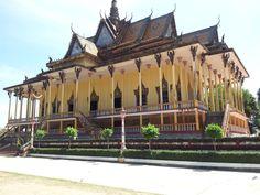 100 Column Temple, Kratie province - Cambodia
