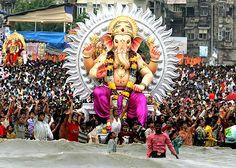 Ganesh Chaturthi is a festival