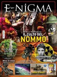 Enigma magazine