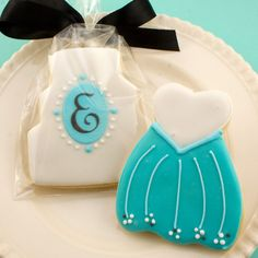 Wedding+Dress+or+Cake+Sugar+Cookies++1+Dozen+by+TSCookies+on+Etsy,+$30.00