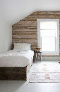 The Life-Changing Magic of Tidying Up - this bedroom is so tidy! Red Cottage Inc