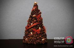Baum Kaffeebohnen