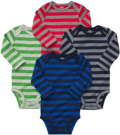 Baby Boy Clothes at Macy's come in a variety of styles and sizes. Shop Baby Boy Clothing and find the latest styles for your little one today. Striped Bodysuit, Baby Bodysuit, Boy Onesie, Baby Boy Outfits, Kids Outfits, Diaper Bag, Carters Baby Boys, Twin Boys, Toddler Boys