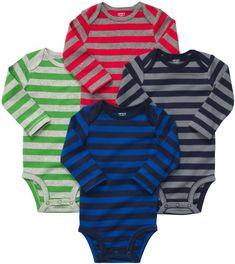 Carter's 4-Pack Long Sleeve Bodysuits - Stripes - 12M Carter's,http://www.amazon.com/dp/B0085WILM4/ref=cm_sw_r_pi_dp_M6X9rb1Q93NVK5JJ